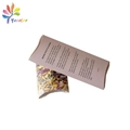 Customized pillow box for flower tea package 3