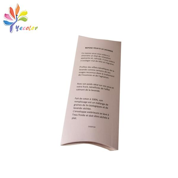 Customized pillow box for flower tea package 6
