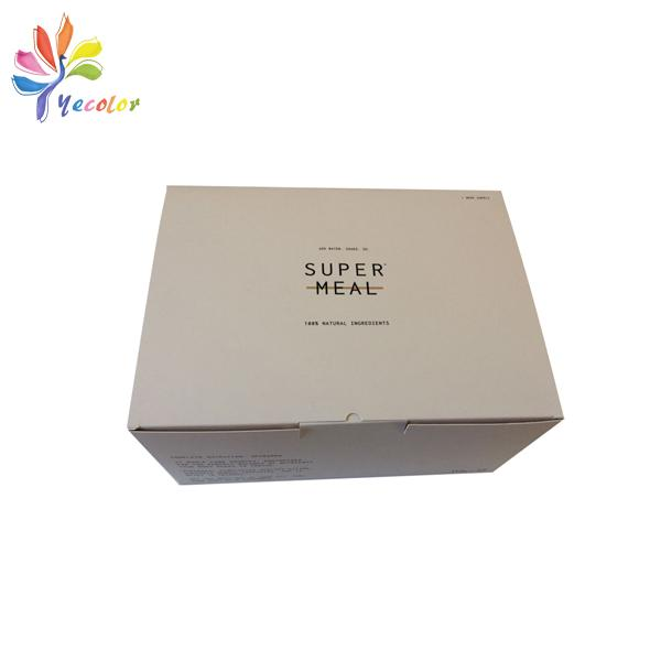Double side printing paper box  4