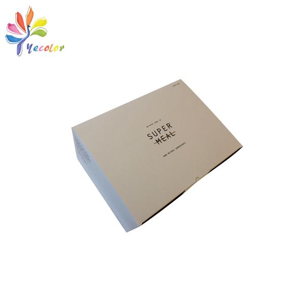 Double side printing paper box  7