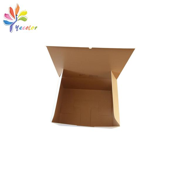 Double side printing paper box  8