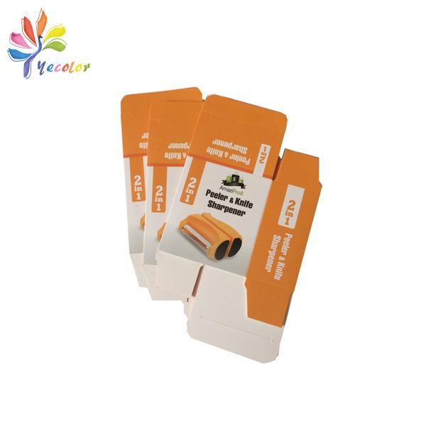 Printing folding paper box 1