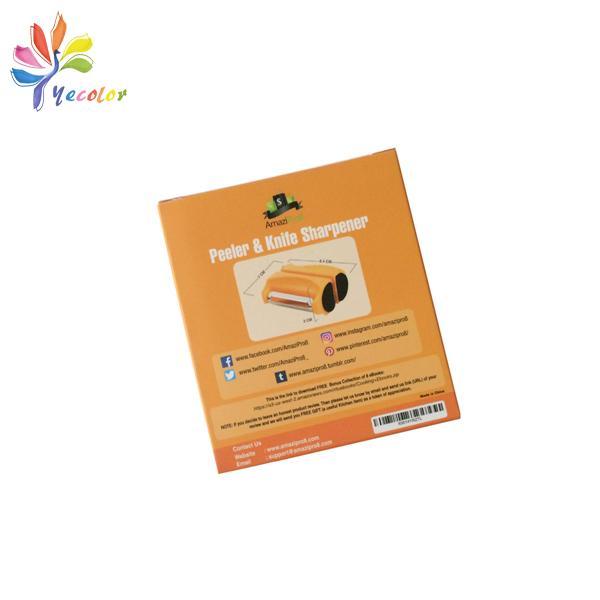 Printing folding paper box 6