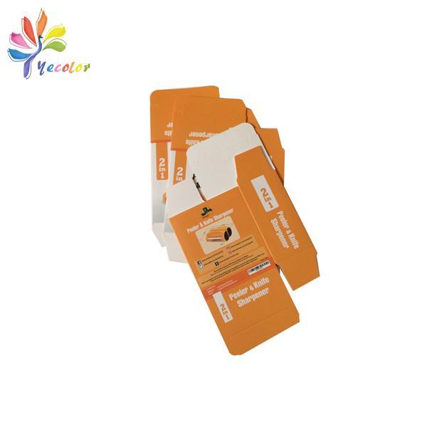 Printing folding paper box 9