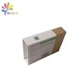 Corrugated box with sleeve