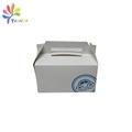 Customized cake box with handle