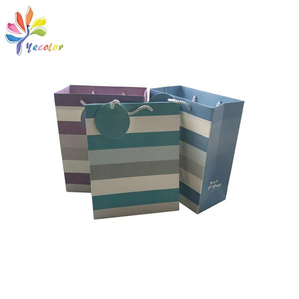 Sweet paper bag for birthday gift package 6