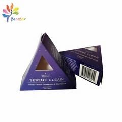 三角形紙盒