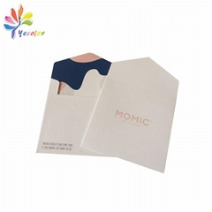 Customized printing greeting cards envelope
