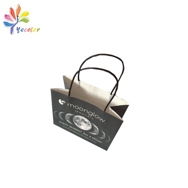 Customized printing kraft paper bag  4