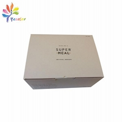 Customized biscuits package box for heathy