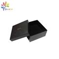 Customized black belt packaging box
