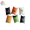 Customized pillow box with printing