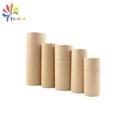 Kraft cylinder box for tea package  2