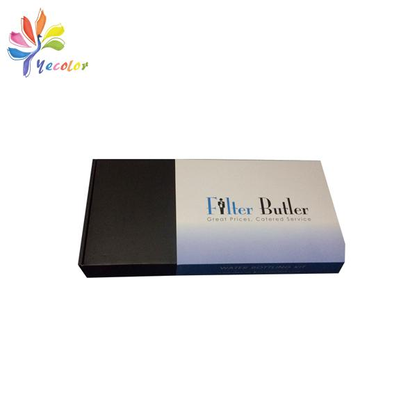 Corrugated paper box with sleeve  4