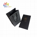Customized paper bag for wine package