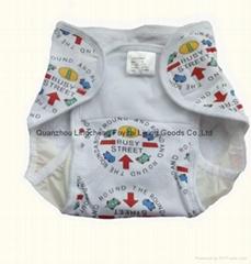 Cloth baby diaper pants at low price