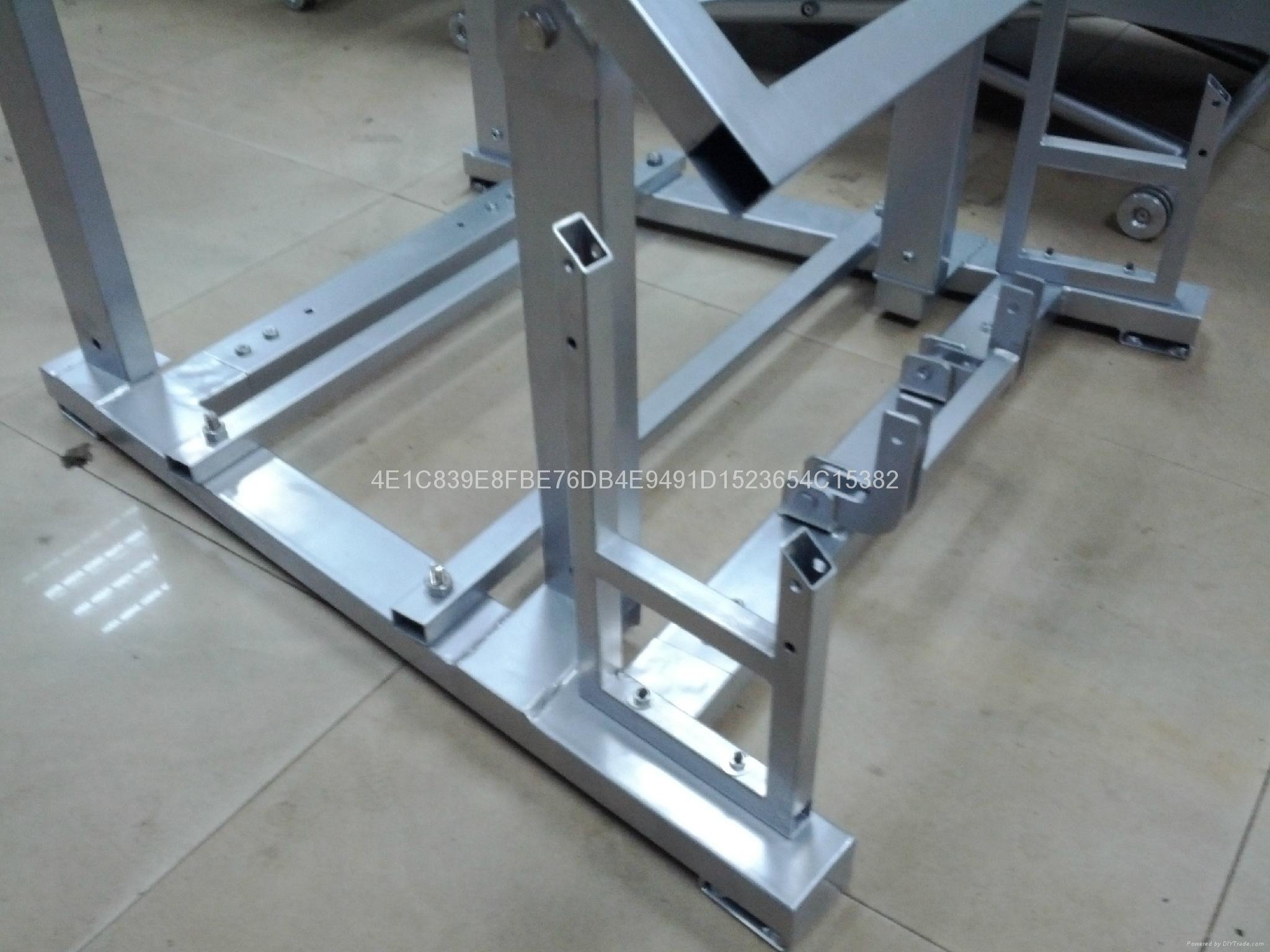 供應按摩椅金屬支架 4