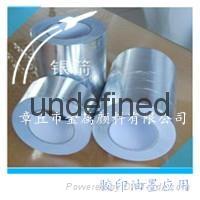 环保型胶印油墨用铝银浆