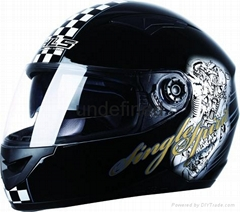 Factory prices Full face helmet with