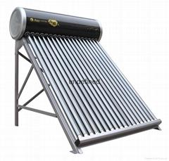 黑金刚太阳能热水器