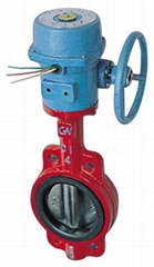 Fire Hydrant Valve Signal Butterfly Valve
