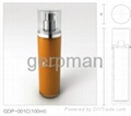 cosmetic pour water bottle