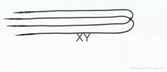 Four Straight Drip Arrows