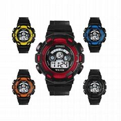 Trustworthy digital watch Men Aviation Sports Watch LED