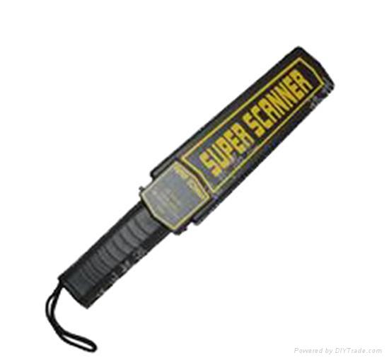 正品 GP-3003B1高灵敏度手持金属探测器  1