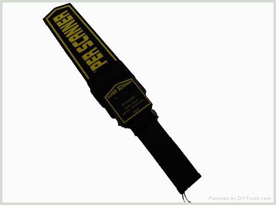 正品 GP-3003B1高灵敏度手持金属探测器  5