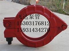 厂家直销管卡布料机泵管