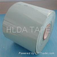 visco elastic tape for burial pipline