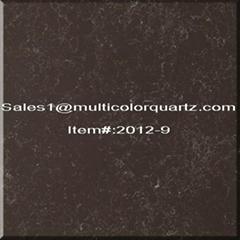 multicolors artificial quartz for kitchen countertops