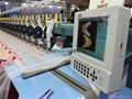 Shanlong Chain-stitch Quilting Chenille Embroidery Machine Control System A68EB 1