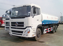 5000kg dongfeng water truck  5Ton water tank truck
