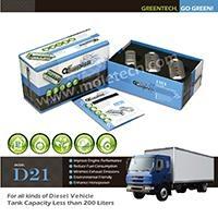 Greentech diesel saver for truck bus 1