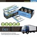 Greentech diesel saver for truck bus
