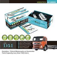Greemtecj diesel saver for cargo trailer