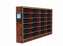 RFID Intelligent Bookshelf
