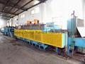 Continuous Mesh Belt Furnace Heat Treatment  Production Line