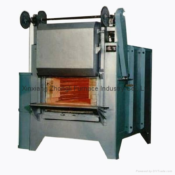 High efficiency industrial electric chamber furnaces for ...