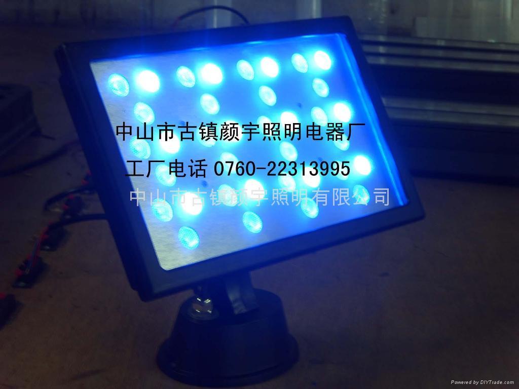 60WLED大功率氾光燈 2