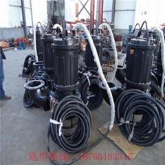 高效耐热潜水清淤泵