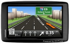 TomTom VIA 1605TM 6-Inch GPS Navigator with Lifetime Traffic & Maps Magellan GPS
