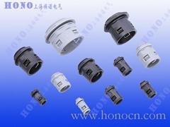 尼龙快速软管直接头插拔软管接头直插式软管接头