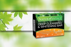 AIMGLOBAL NaturaCentials Deep Cleansing & Whitening Soap