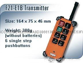 台湾禹鼎F21-EIB遥控器 1