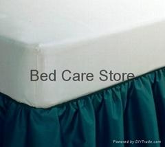 %100 Cotton Waterproof Flannel Mattress Protector