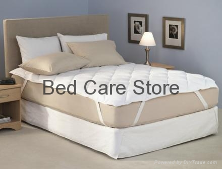 Waterproof Quilted Mattress Protector 1